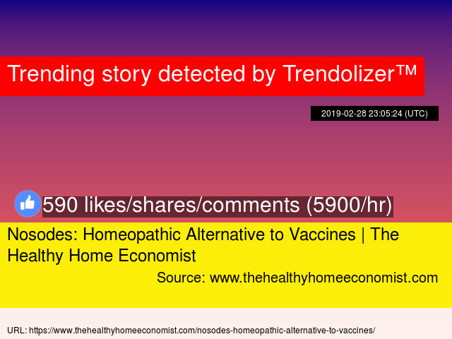 Nosodes: Homeopathic Alternative to Vaccines | The Healthy